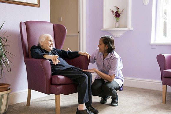 Dementia Care Home in Norwich - Broadland View
