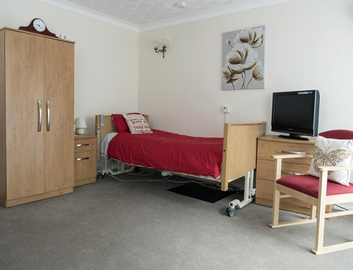 All of Broadland View's rooms are bright, clean and airy