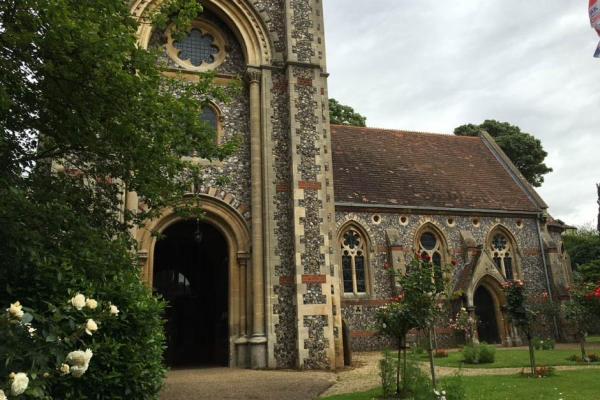Thorpe St Andrew Church
