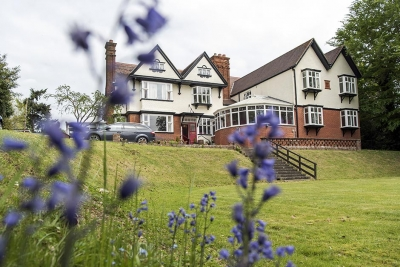 broadland view care home outside