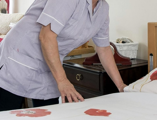 Our trusted domestic staff keep the whole home clean and fresh