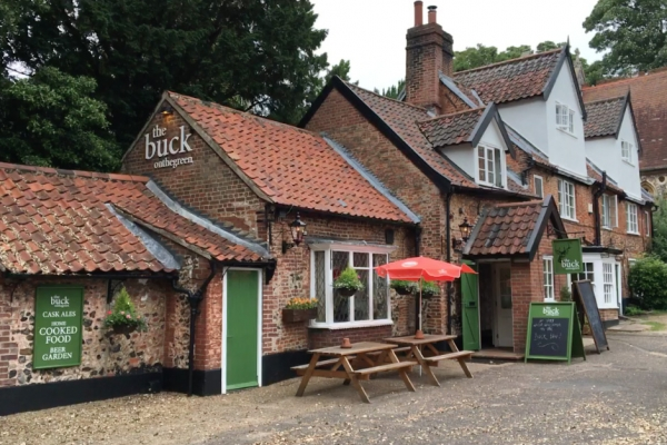 The Buck Pub in Thorpe St Andrew