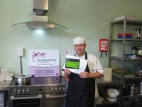5 star food rating broadland view